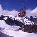 Seilbahn zur Aiguille du Midi