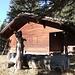 Haupthaus der exclusiven Jagdhütte