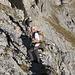 Der gemeinsame Abstieg ins Puittal erweist sich als ausgesprochen harmonisch und kurzweilig.