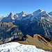 Am Gipfel des Bietenhorn.