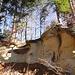 weitere aussergewöhnliche Sandstein-Formation