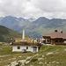 Ausgangspunkt Mooser Alm, Bergstation, 2368m