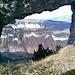 Dass muss das Bogartenfirst Felsenfenster sein, aber wo  gehts hier zum First?
