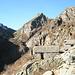 L'Alpe Cuasca, finalmente al sole, ed il Pizzo Muretto