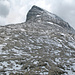 Aufstieg zum Le Sérac über Lapis de Tsa di Faye