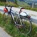 Et retour vers mon vélo à Wasserscheide: Une belle descente m'attend!