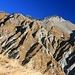 traumhafte Ausblicke von der Aufstiegsrippe