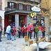 Ankunft in Crodo mit Startkafi