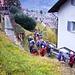 Abstieg von Campieno nach Cravegna