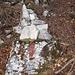 ..... gibt es einige Markierungstupfen und / oder Steinmännlein.
