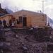 Tete Rousse Hütte im Jahr 1995