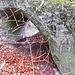 kleiner Felsbogen ob Flugbrunnen