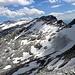 Hochkonigsgrat, von Lampkopf(2846m) bis zum Matrashaus(2941m).Ich sage nicht, dass es ist fast...
