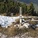 von Anton Gipfelkreuz auf dem Lausberg es ist das kleinste in meiner Bildersammlung