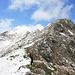 auf dem Gipfelgrat zum Col Cornon