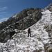 Abstieg von Col Cornon
