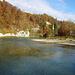 17. November: Mündung der Gérine in die Saane