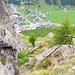 Wirklich toll angelegt dieser Felsenweg und überall gut gesichert!