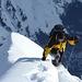 In luftigen Höhen - Skitour auf den Gross Spitzen