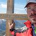 Auf dem Rotstock-Gipfel - Eiger-Tour