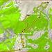 <b>Tracciato GPS Capanna Alpe di Prou.</b>