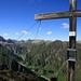 Piz Motnair Gipfelkreuz