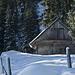 Hütte beim Schopfberg