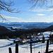 Blick in das Bregenzerwald Gebirge
