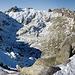 El Circo de Gredos desde el Morezón. Al fondo el Almanzor (2592 mts)
