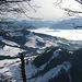 Blickrichtung Linthtal  / March