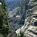 Der Felsturz am Eiger