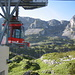Glattalpbahn verlässt die Bergstation