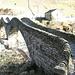 Il Ponte dei Salti, grazie al quale mi sposto sull'altro lato della valle