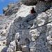 Teilweise nette Kletterei