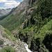 Nach der Tour - Ausblick auf dem Rückweg nach Ouray.