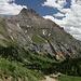 Nach der Tour - Ausblick auf dem Rückweg nach Ouray, u. a. auf den imposanten Potosi Peak.