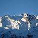Licht und Schatten am Fluebrig - ein schöner Berg!
