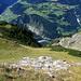 Aussicht von Spi da la Chaldera