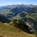 Aussicht von Spi da la Chaldera: Unterengadin