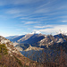 Nordende des Gardasees, Monte Brione, Monte Stivo