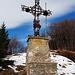 Gipfelkreuz am Monte Carone