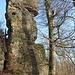Die Tüfels-Chopf-Obeliske von der Seite. Zuoberst war ich noch nie...