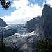 Mit zunehmender Höhe kann man das Rosenlaui-Gletschertal komplett einsehen.