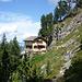 Die Engelhornhütte - heute leider geschlossen.
