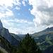 Blick West: Richtung Große Scheidegg