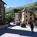 Valloire,das letzte Dorf vorm Col duGalibier