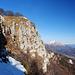 In der Ostflanke des Monte Biaeno