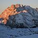 Der Monte Cristallo, dahinter schaut die Tofana hervor.