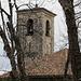 Campanile della Chiesa a Sagno
