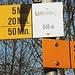 ...die Busendstation Löchli ist der Anstiegspunkt zum Hof Lamperdingen